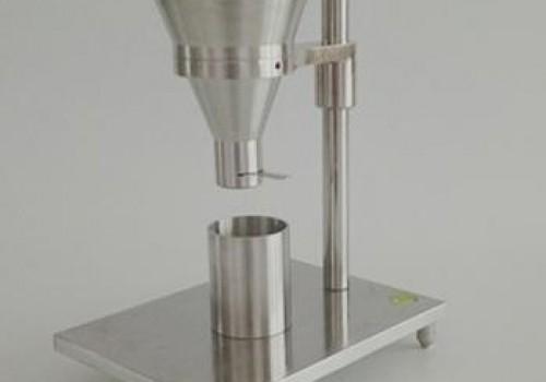 如何测量粉体的堆积密度